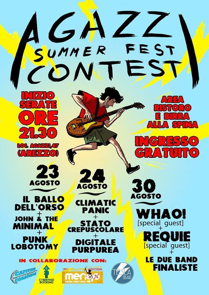 IO PENSO INCLUSIVO – AGAZZI SUMMER FESTIVAL 2014