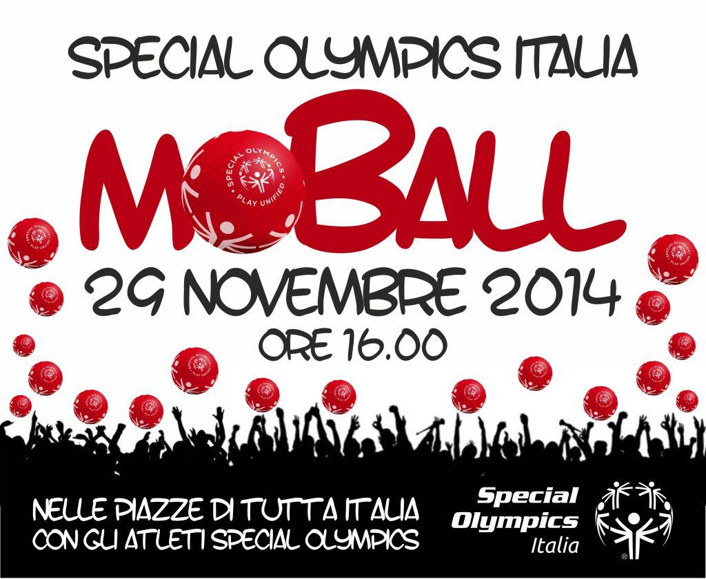 MoBall, giornata di sensibilizzazione allo Sport Unificato