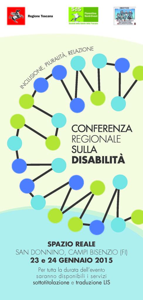 Conferenza Regionale sulla disabilità