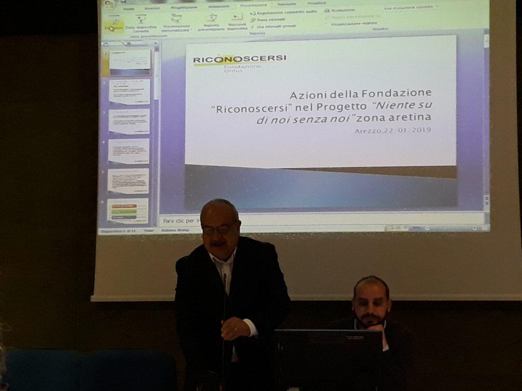 Arezzo, presentate le azioni della Fondazione
